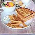 六吋盤早午餐-文鳳店