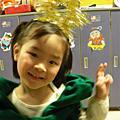 2008年恬恬三歲半到四歲半的成長紀錄