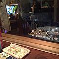 台北。AGCT Appartment 咖啡館