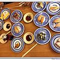 ○日本沖繩自由行 迴轉百元壽司吃到飽