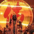 寺廟巡禮-新北市中和區五聖靈濟寺濟公禪師