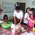 102-3-17 烹飪養身保健班上課--經絡保健