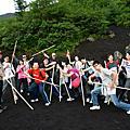 2009富士山登高