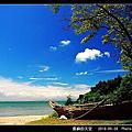 夏日。島嶼的天空