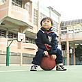 2014.2.4 八里米倉國小打籃球