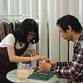 【2013書院台北】小本書遇見服飾基地:『一棵大樹的故事,西園29』手工繪本工作坊