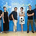 0711《台北電影獎短片II+瘋癲狂書道館》映後座談