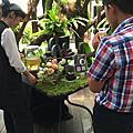 【辦桌場地】創意婚禮--森林系迎賓市集茶會
