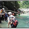 花蓮百景-黃金峽谷溯溪