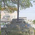 [軍事景點] 台中市大里區德芳環保公園 - M18輕型戰車