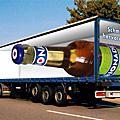 創意卡車彩繪廣告