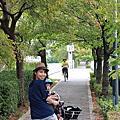 2014日本親子遊‧day3 單車遊‧清水寺