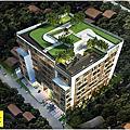泰國曼谷公寓蘇坤逸Circle Rein Condominium
