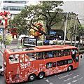 【曼‧遊泰國攻略】隨上隨落曼谷 Siam Hop!旅客必搭雙層觀光巴士