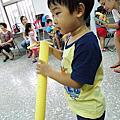 2014.09.11~海棉棒.跳繩!!