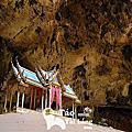 Phraya Nakhon Cave 穴中廟