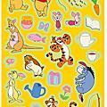 日本Disney 磁鐵書