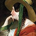 Academic Art: Friedrich von Amerling (1803-1887) 奧地利