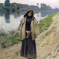 Arcadia: Charles Sprague Pearce (1851-1914) +基督★