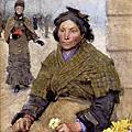 Arcadia: George Clausen (1852-1944) 英寫實派 ★