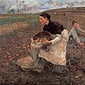 Arcadia: Jules Bastien-Lepage (1848-1884) 法寫實 ★