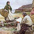 Arcadia: Walter Langley (1852-1922) 漁 ★