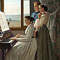 義大利:Realism Silvestro Lega (1826-1895)