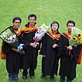 NEW☆09/06/27 98級畢業典禮+Lab團拍