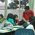 建國科技大學塔羅研習會現場