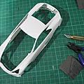 模型製作★Lexus LFA Nürburgring ★1/24 Plamo Kit