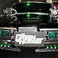 《青蜂俠》The Green Hornet 有周杰倫耶~