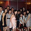 20100925-彣莉囍宴+竹圍漁港+淡水烤肉