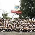 台中縣97年度行義童軍專科章考驗營