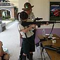 98年台中縣行義童軍進程考驗營