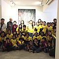【PUZANGALAN 希望兒童合唱團】在「路由藝術 Nunu Fine Art」感恩獻唱...