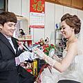 台南婚禮紀錄 友仁 & 雅玲 迎娶+宴客