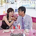 台南婚禮紀錄 政龍 & 玉琳 迎娶+宴客