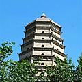 2008-09-05-法門寺-永泰公主墓-乾陵