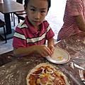 2014-1010-宜蘭DIY Pizza+羅東林場+參觀玉兔鉛筆