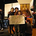 2010 Christmas Free Hugs