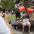 Ice Bucket Challenge冰桶挑戰