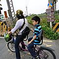 彰化二水自行車道鐵道追風行