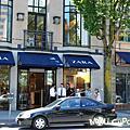 Zara 店面照片。