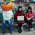 2009.01.08長榮kitty候機室