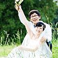 幸福婚紗照