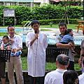 2010.09.05 樂謙參加嬰孩奉獻禮