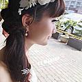 【新娘造型】清新甜美小公主