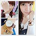 手錶♥ 我的 Classic St Andrews Lady。詢問度100%的瑞典手錶品牌Daniel Wellington