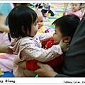 2009.02.22 mini play alone 5y3m & 1y2m