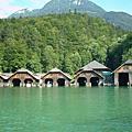 國王湖 Königssee
